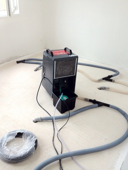 Automatický odvod kondenzátu